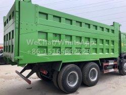 Heavy Duty utilisé HOWO 60 tonnes de gros camion-benne minier chinois prix d'usine Meilleure vente 6X4 371roues benne Diesel HP 10