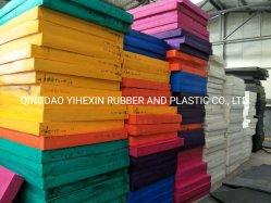 Inodore des feuilles de caoutchouc mousse EVA Non-Toxic matériau mousse pour tapis de plancher