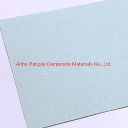 Fiberglas-Material mit PU-Beschichtung