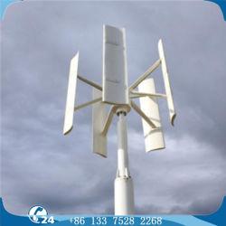 1KW/2kW 수직 축 풍력 발전 기슬레브 풍력발전 풍력차