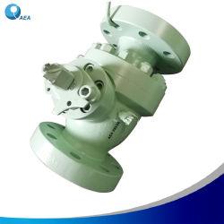 API 6D API 608 BS5351 التصميم الآمن من الحريق 2 PC Cast Steel A216 WCB من الفولاذ المقاوم للصدأ الكرة ذات التجويف الكامل الحد من التجويف طرف الشفة صمام الكرة العائمة