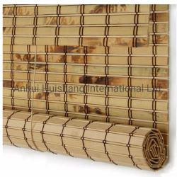 Bamboo romain/rouleau de laminage Rideaux fenêtre Stores
