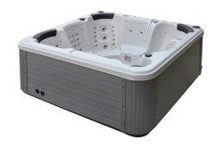 STAZIONE TERMALE della vasca calda della vasca da bagno del mulinello di massaggio degli articoli di Sunrans 2017bathroom