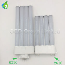 セリウムRoHSが付いている15W LED Gx10のプラグライト管(4pin)
