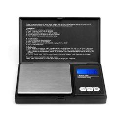 100g/0,01g eletrônico digital da escala de joalharia de bolso