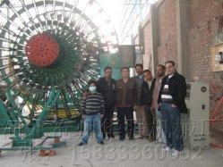Saldatore d'acciaio automatico dell'aggraffatura della gabbia di Hgz600-2000/2.5m