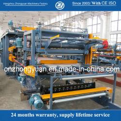軽量 EPS サンドイッチルーフおよびウォールタイルパネルシートコールドロール成形機械設備工場価格( ISO9001 / CE / SGS / Soncap )