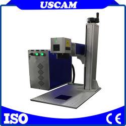 20W 30W 60W petit portable couleur marque optique Mopa gravure Laser Marking machine fibre optique