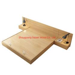 Nouveau lit simple avec le côté Table moderne