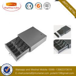 cassetto poco costoso facoltativo dei contanti di prezzi del supporto dei soldi della plastica o dell'acciaio della serratura 3-Position