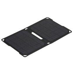 10W太陽電池パネルのUSBの携帯用携帯電話力バンクのためのFoldable携帯用充電器の料金