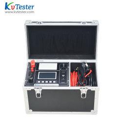 La Chine usine Kvtester Vente directe de l'instrument d'essai électrique 100A 200un jeu de test de résistance de contact avec la haute qualité