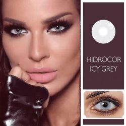 2019 Nueva Alta Calidad hermosos lentes de contacto de fábrica, bella y cómoda de alta calidad Cinderinllla lente de contacto Moda lente de contacto