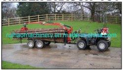 Le fabricant ATV Log remorque de camion pour les pièces hydrauliques du chargeur