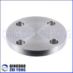 L'acciaio inossidabile F304 del codice categoria 150 dell'ANSI ha forgiato la flangia cieca