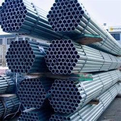 熱間圧延の円形のメートルごとのGIによって電流を通される継ぎ目が無い鋼管の価格