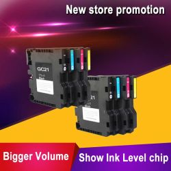 Cartucho de tinta para sublimación Ricoh GC21 GC31 CG41 para Ricoh SG3100