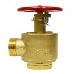 Door FM/UL goedgekeurde Y Brass brandbeveiligingsklep voor Drukbegrenzing
