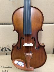 L'épinette solide de haute qualité fait main en Chine de violon