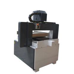 ماكينة ماكينة الكرفاس الخشبية 6060 بقدرة 3 كيلو واط مع ماكينة الكرفاس الدوارة الرابعة خشبي