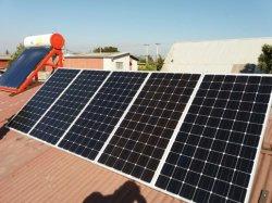 80w panneau solaire polycristallin prix d'usine avec le monde des cellules solaires