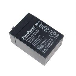 Balanzas Digitales batería 6V/4.0ah