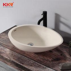 Corian moderne Surface solide du bassin de lavage de comptoir