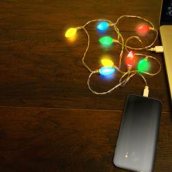 зарядный кабель USB освещения для Android или iPhone