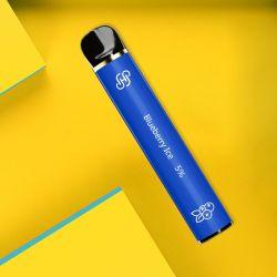 e السجائر طراز السجائر الإلكترونية 900 مللي أمبير/ساعة قابل للاستخدام مرة واحدة
