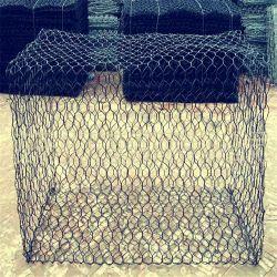 Gabion Kasten Gabion Nettoqualität sechseckiges Gabion Kasten-Draht-Filetarbeits-Ineinander greifen