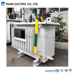 Ölgetaucht Transformator mit Spannung von 50kVA und Kapazität von 10,5kv