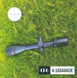 CPGの低価格及び優秀なパフォーマンスのベストセラー4-16X44AOE水または霧の証拠のライフルのスコープ