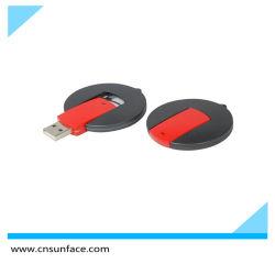 أحدث وأحجز أحدث وأحجز USB البلاستيك فلاش 1 جيجا بايت مخصص مخصص مخصص للعرض جهاز USB مع مفتاح USB سعة 1 جيجابايت