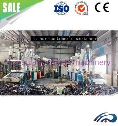 ファブリック印刷の製造所の機械ハンドルの綿の塵の無駄の農産物をリサイクルする機械衣服機械布機械織布をリサイクルする不用な布