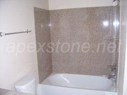 Badkamer Graniet tub Surround / Graniet Douche Panel (G682)