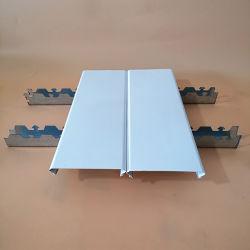 Aprire il soffitto lineare della striscia di figura sospesa al soffitto dell'alluminio S del metallo delle cellule