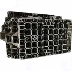 1.4849 Heat-Resistant Bandeja de acero, Tratamiento Térmico el accesorio, bandejas de base del horno