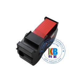 호환 B700 B767 형광 적색 열전사 잉크 리본 카트리지 프랜킹 머신