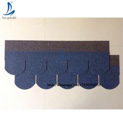 De zelfklevende Tegels van het Dak van de Dakspanen van het Asfalt van het Mozaïek van de Materialen van het Dakwerk van de Bouw Architecturale