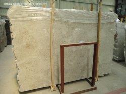 Mayorista de fábrica Blanco / beige/marrón/cuarcita granito losas de piedra cortada azulejos Italia Roma para suelos de mármol gris que cubre la pared