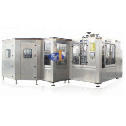 Автоматическая 3 в 1 Rinser крышку заливной горловины системы Capper минеральных чистой питьевой пластиковые Botter воды машина