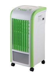 Solar precio de fábrica del ventilador de refrigeración de aire acondicionado portátil con panel solar