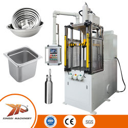 20ton kleine/automatische/manuelle Tiefziehen-hydraulische Presse-Maschine für die Cup-Herstellung
