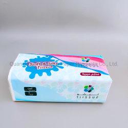 Высокое качество Private Label мягкая упаковка для лица ткани Производство бумаги