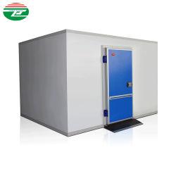 20ft 이동식 컨테이너 최고의 태양열 전력 생선 고기 채소를 위한 냉장 보관 공간, 아이스 스토어 태양열 냉장 객실