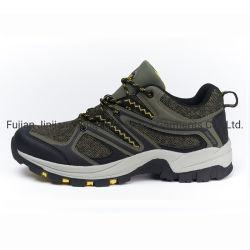 Comercio al por mayor zapatos de hombre zapatos popular al aire libre botas de senderismo