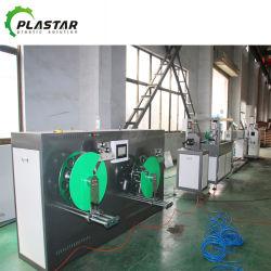 خط إنتاج مادة النايلون المصنوعة من النايلون البولي يورثان المتلدن بالحرارة (TPU PU) المصنوع من الناي