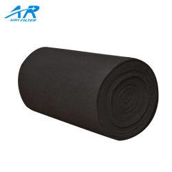 Filtro de carbón activado Rollos de papel o almohadillas de proveedor chino