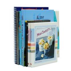 Stampa personalizzata Hardboard Hardcover colore Photo Catalog Story Bambini Board Libro stampato Diario colore esercizio Nota Servizio di stampa offset Libro