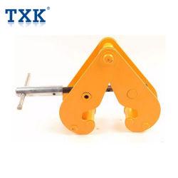 Morsetto di sollevamento d'acciaio universale del fascio di Txk